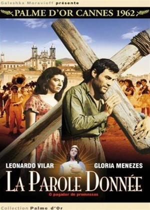 Rent The Given Word (aka O Pagador De Promessas) Online DVD Rental