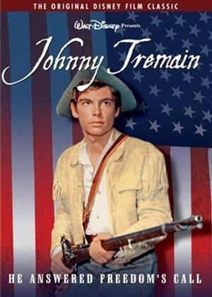 Rent Johnny Tremain Online DVD Rental