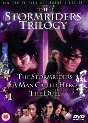 The Stormriders Trilogy Online DVD Rental