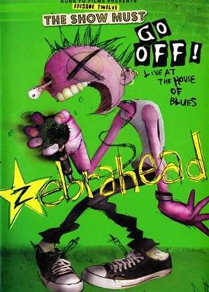 Rent Zebrahead: Live at the House of Blues Online DVD Rental