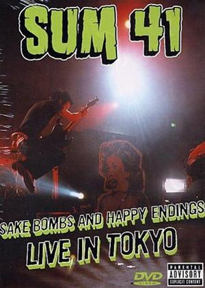 Rent Sum 41: Sake Bombs and Happy Endings Online DVD Rental