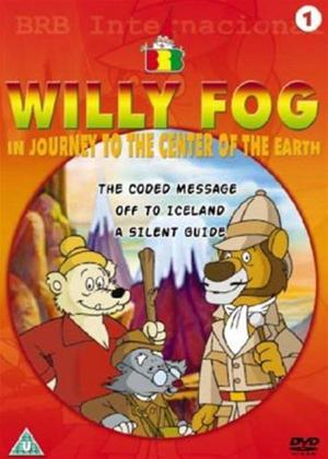 Rent Willy Fog in Journey to the Centre of the Earth: Vol.1 Online DVD Rental