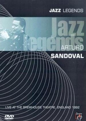 Rent Jazz Legends: Arturo Sandoval Online DVD Rental