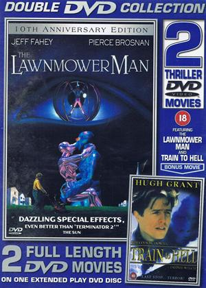 Rent The Lawnmower Man / Train to Hell Online DVD Rental