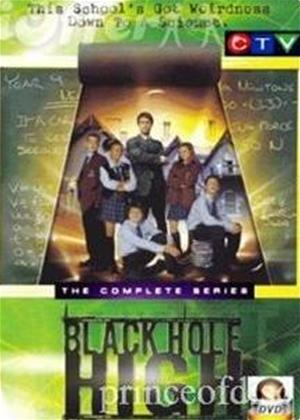 Rent Black Hole High: Vol.1 Online DVD Rental