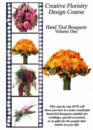 Rent Creative Floristry Design Course: Hand Tied Bouquets: Vol.1 Online DVD Rental