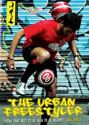 Rent The Urban Freestyler Online DVD Rental