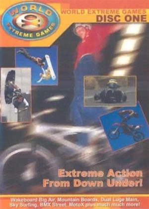 Rent World Extreme Games 2000: Part 1 Online DVD Rental