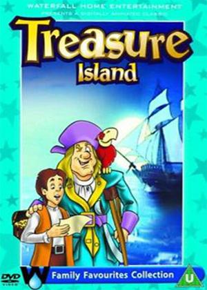 Rent Family Favourite: Treasure Island Online DVD Rental