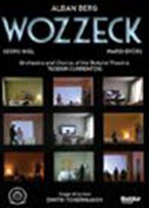 Rent Wozzeck: The Bolshoi Theatre (Currentzis) Online DVD Rental