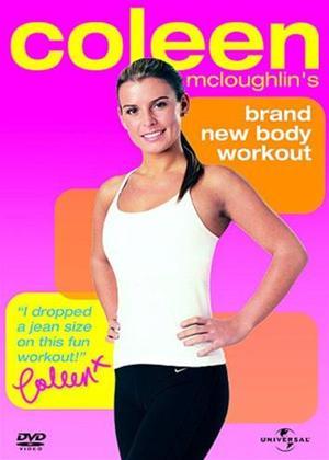 Rent Coleen McLoughin: Brand New Body Workout Online DVD Rental