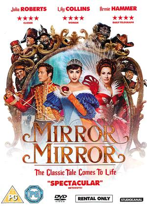 Rent Mirror Mirror Online DVD Rental