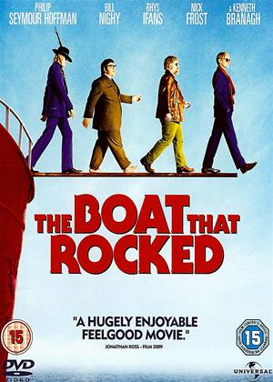 Rent The Boat That Rocked Online DVD Rental