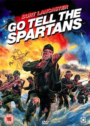 Rent Go Tell the Spartans Online DVD Rental