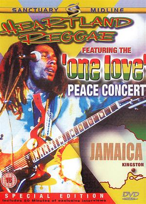 Rent Heartland Reggae Featuring the One Love Peace Concert Online DVD Rental