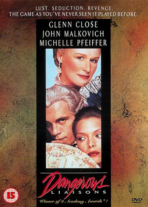 Rent Dangerous Liaisons Online DVD & Blu-ray Rental