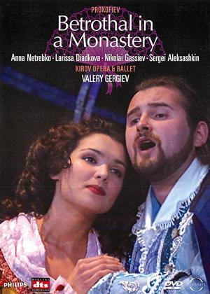 Rent Prokofiev: Betrothal in a Monastery Online DVD Rental