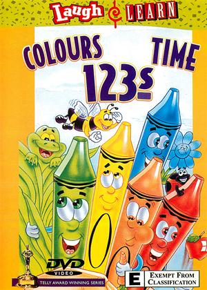Rent Laugh and Learn: 123's / Colours / Time Online DVD Rental