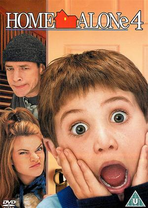 Home Alone 4 Online DVD Rental
