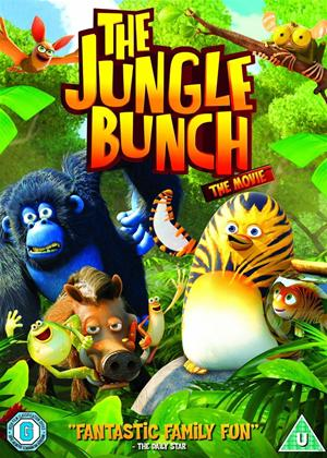 The Jungle Bunch: The Movie Online DVD Rental
