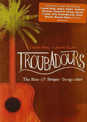 Rent Troubadours: The Rise of The 8 Online DVD & Blu-ray Rental