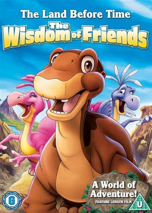 Rent The Land Before Time 13: The Wisdom of Friends Online DVD Rental