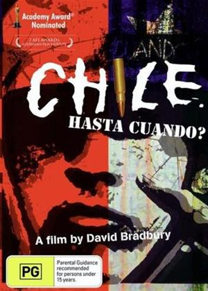 Rent Chile: When Will It End? Online DVD Rental