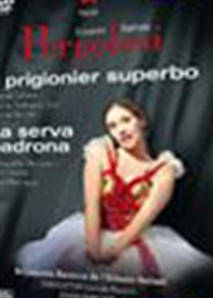 Rent Il Prigionier Superbo/La Serva Padrona: Pergolesi Festival Online DVD Rental
