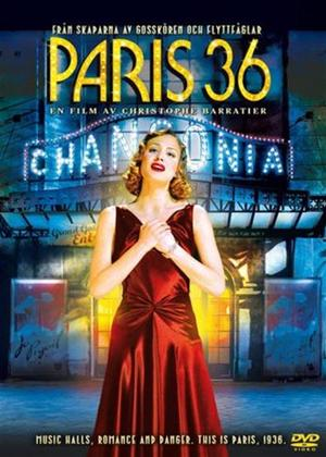 Rent Paris 36 (aka Faubourg 36) Online DVD Rental