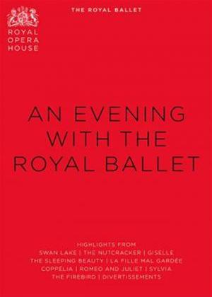 Rent The Royal Ballet: An Evening With Online DVD Rental