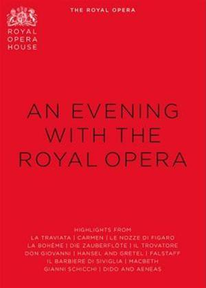 Rent The Royal Opera House: An Evening With Online DVD Rental