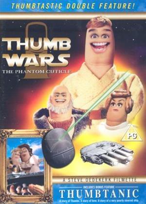 Rent Thumbwars: The Phantom Cuticle Online DVD Rental
