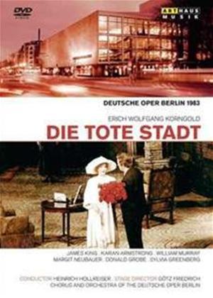 Rent Die Tote Stadt: Deutsche Oper (Hollreiser) Online DVD Rental
