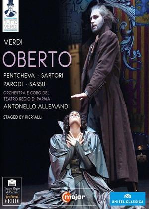 Rent Oberto: Teatro Regio (Allemandi) Online DVD Rental