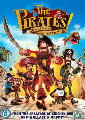 The Pirates! In an Adventure with Scientists Online DVD Rental