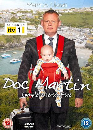 Rent Doc Martin: Series 5 Online DVD Rental