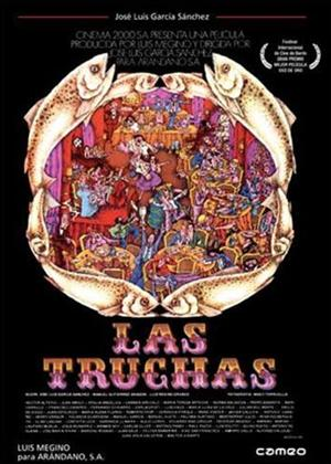 Rent Trout (aka Las Truchas) Online DVD Rental