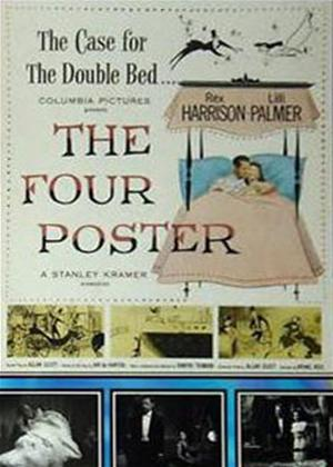 Rent The Four Poster Online DVD Rental