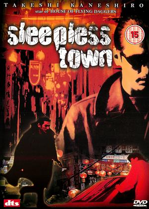 Rent Sleepless Town Online DVD & Blu-ray Rental