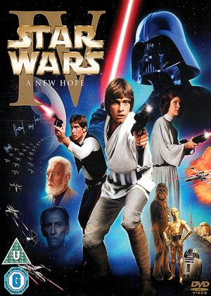 Star Wars: Episode IV: New Hope Online DVD Rental