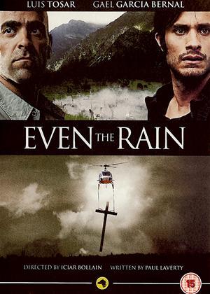 Rent Even the Rain (aka También La Lluvia) Online DVD Rental