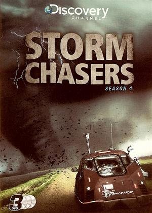 Rent Storm Chasers: Series 4 Online DVD Rental
