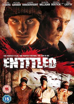 Rent The Entitled Online DVD Rental