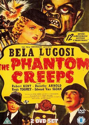 Rent The Phantom Creeps Online DVD Rental