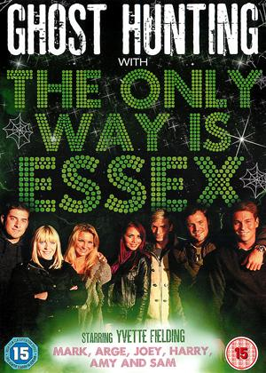 Rent Ghost Hunting With: The Only Way Is Essex Online DVD Rental