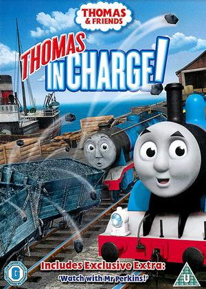Rent Thomas the Tank Engine and Friends: Thomas in Charge! Online DVD Rental
