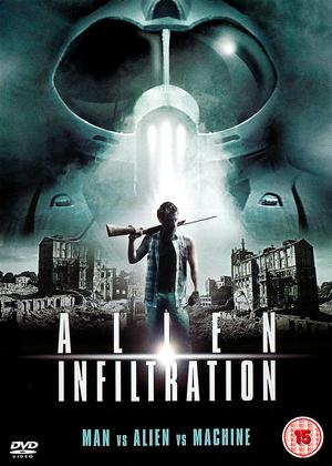Rent Alien Infiltration Online DVD Rental