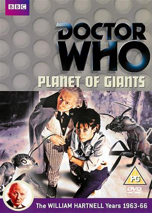 Rent Doctor Who: Planet of Giants Online DVD Rental