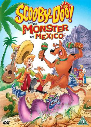 Rent Scooby-Doo! and the Monster of Mexico Online DVD & Blu-ray Rental