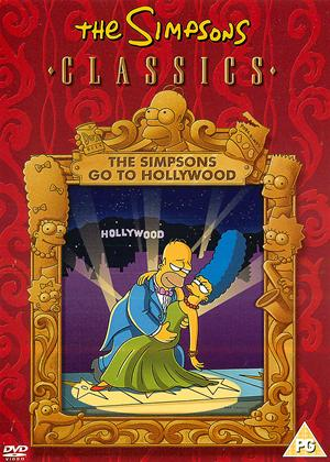 Rent The Simpsons: The Simpsons Go to Hollywood Online DVD Rental